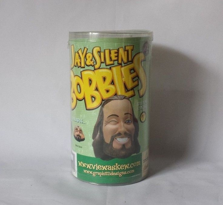 Jay & Silent Bobbles Buddy Christ Dogma Graphitti Designs in Package NOS