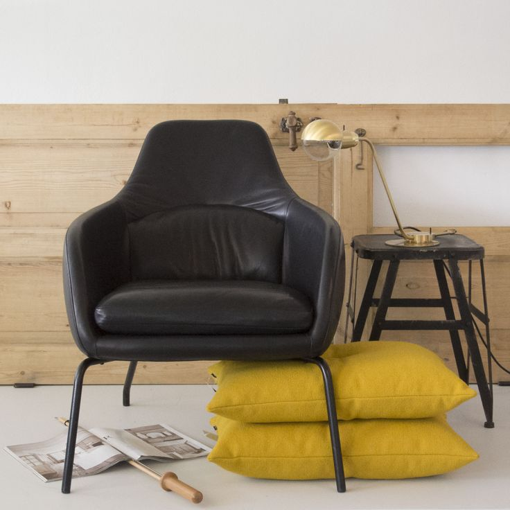 ASENTO | Lounge Chair. Deisgned by Bent Hansen Studio. Living room, stue, indretning, lounge chair, chair.
