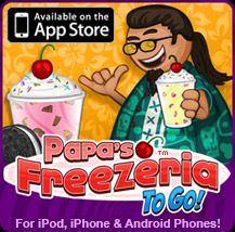Papa's Pancakeria | Free Flash Game | Flipline Studios