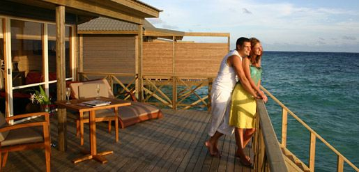 Honeymoon. Nowhere else can provide the luxury treatment with