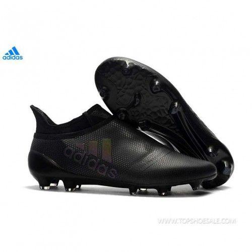 purchase cheap b3bc5 2d9ff Adidas X 17+ PureSpeed FG AG ADIDAS S82440 MENS Core black black black core  core SALE FOOTBALLSHOES