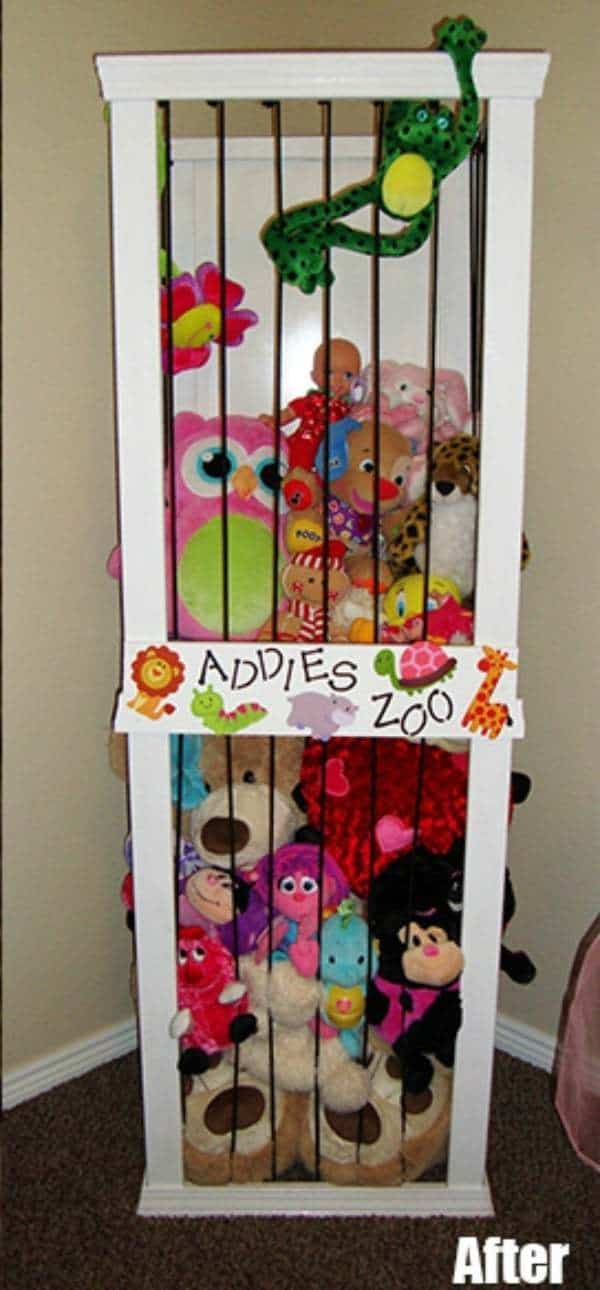 Toy Storage Comes In So Many Ways Refinished Bo Dress Up Lego Mat And Other Creative Diy Ideas To Keep The Abundance Of