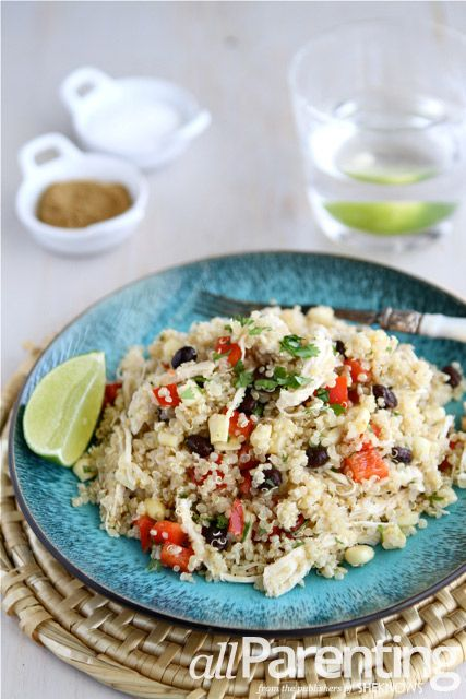 on Pinterest | Quinoa Salad, Quinoa and Mediterranean Quinoa Salad