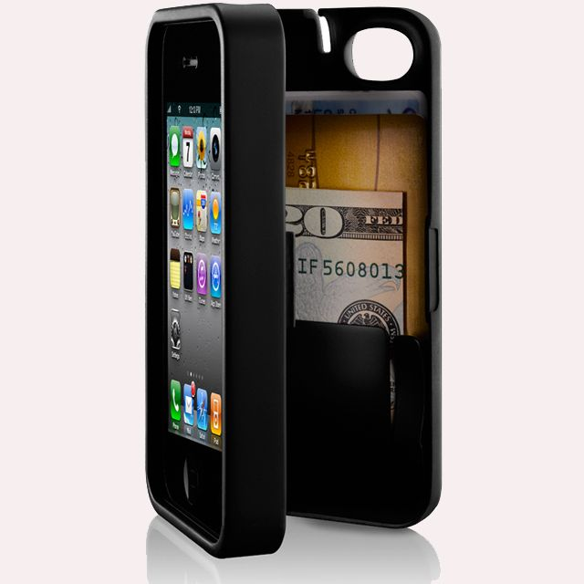 Eyn iPhone Storage CaseStorage Cases, Iphone Cases, Storage Spaces, Stuff, Iphone 4 4S, Eyn Iphone, Credit Cards, Phones Cases, Products