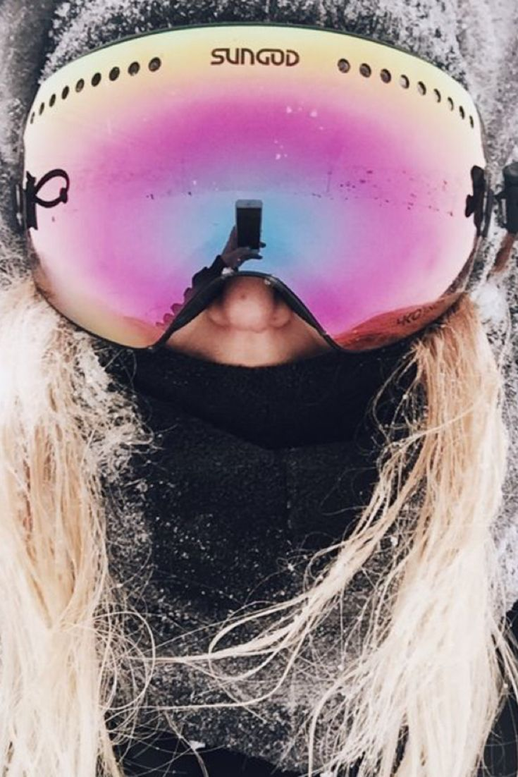 c4bc9b068461 Ski goals. The perfect ski goggles for an incredible winter holiday ...