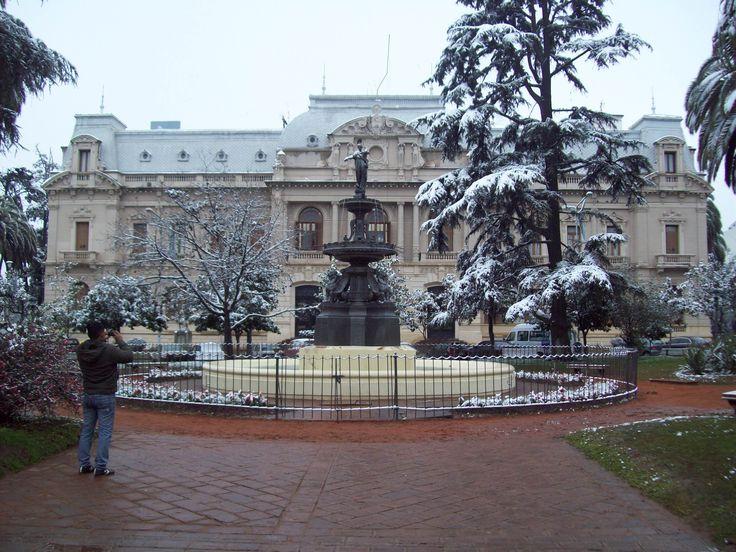 Casa de Gobierno Nevada - San Salvador de Jujuy.-