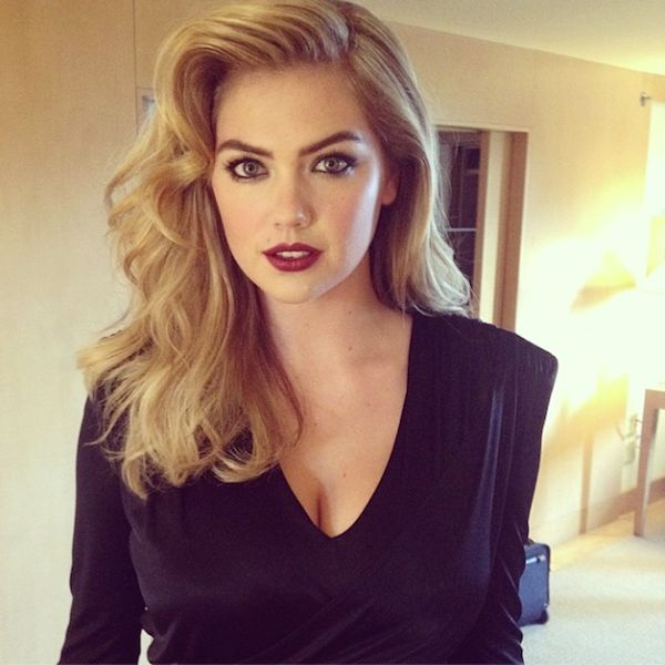 Kate Upton Shares Her Daily Makeup & Skincare Regime | Girls ...