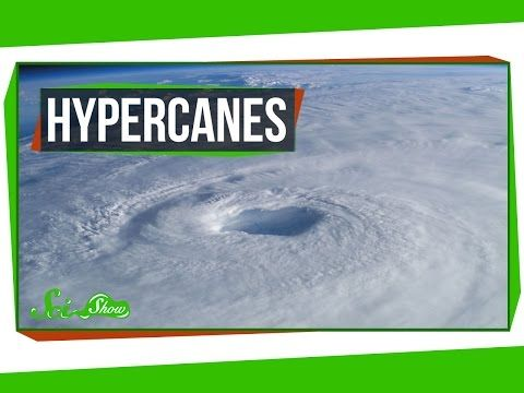 Hypercanes: The Next Big Disaster Movie? - YouTube