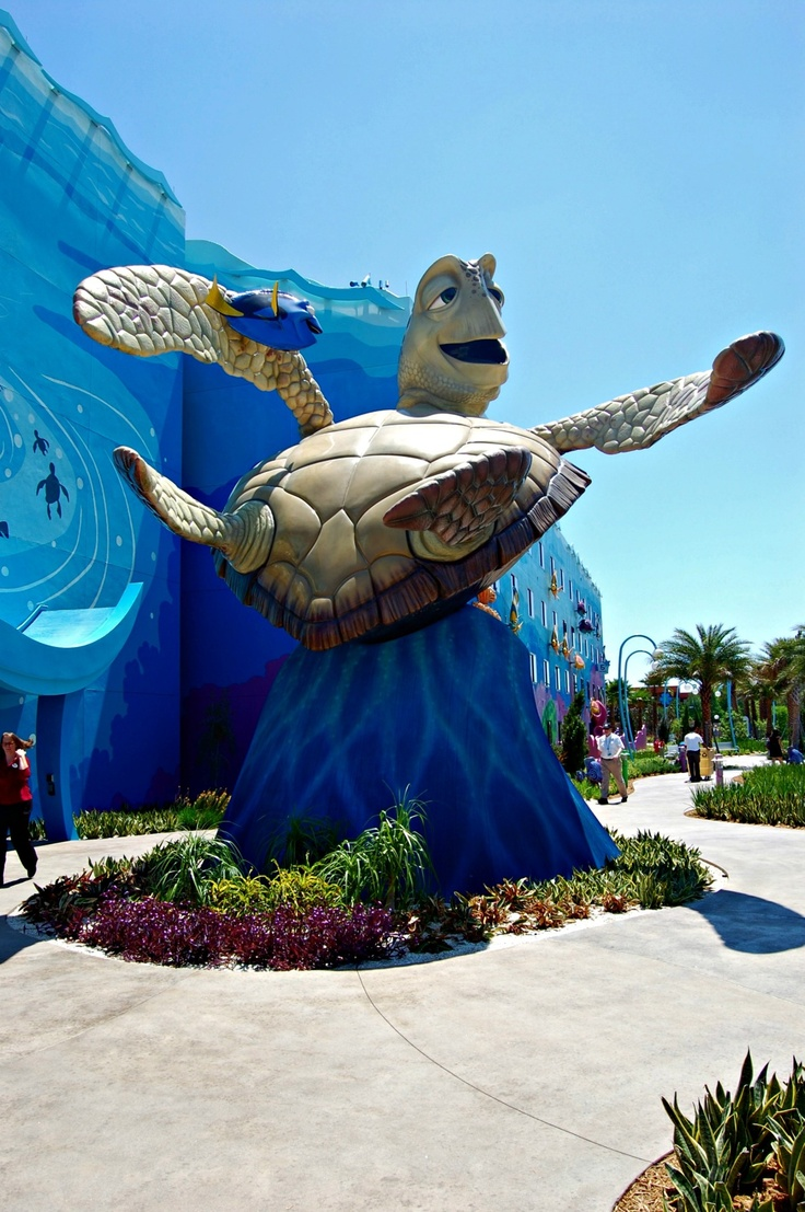 GREAT Disney blog that shows pics of the new Art of Animation resort at WDW!