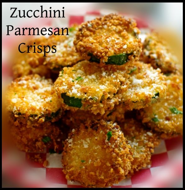A healthy snack that's incredibly crunchy, crispy and addicting! INGREDIENTS 1/2 cup vegetable oil 1 cup Panko* 1/2 cup grated Parmesan cheese 2 zucchinis, thinly sliced to 1/4-inch thick rounds 1/2 cup all-purpose flour 2 large eggs, beaten INSTRUCTIONS Heat vegetable oil in a large skillet over medium high heat. In a large bowl, combine …