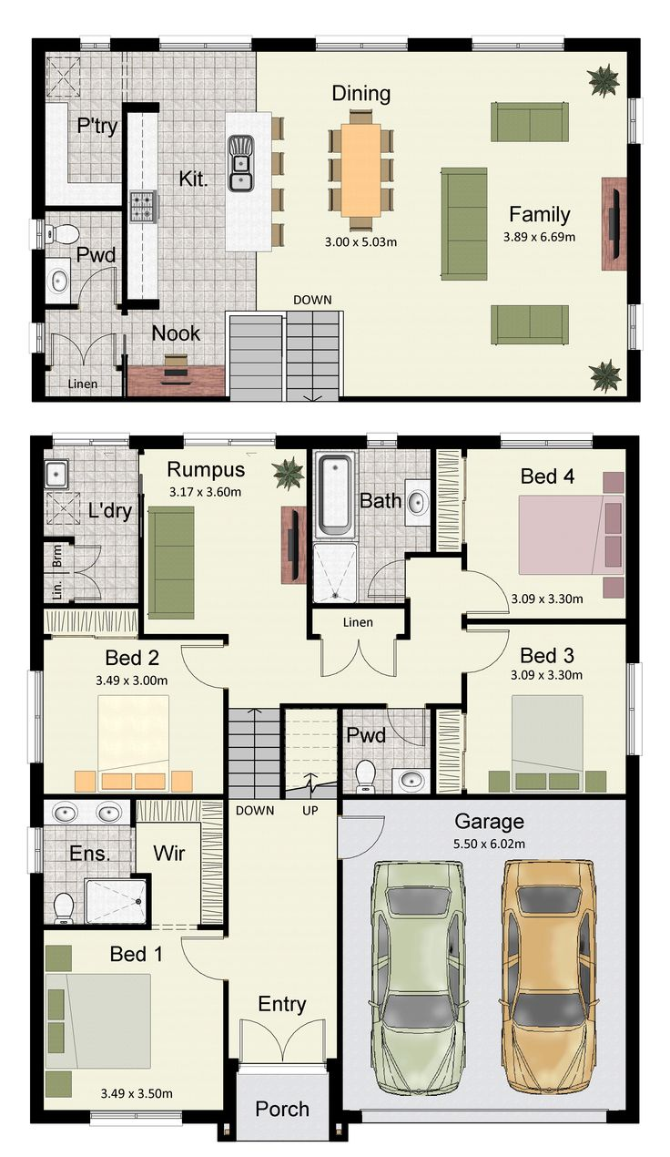 Master bedroom interior design plan   best Two Storey images on Pinterest  Plants Architecture and