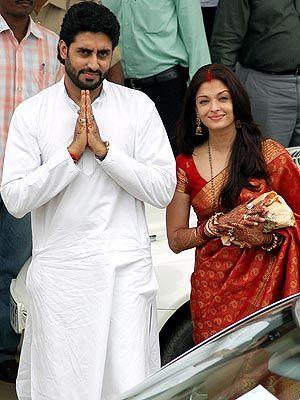 Aishwarya Rai wedding day