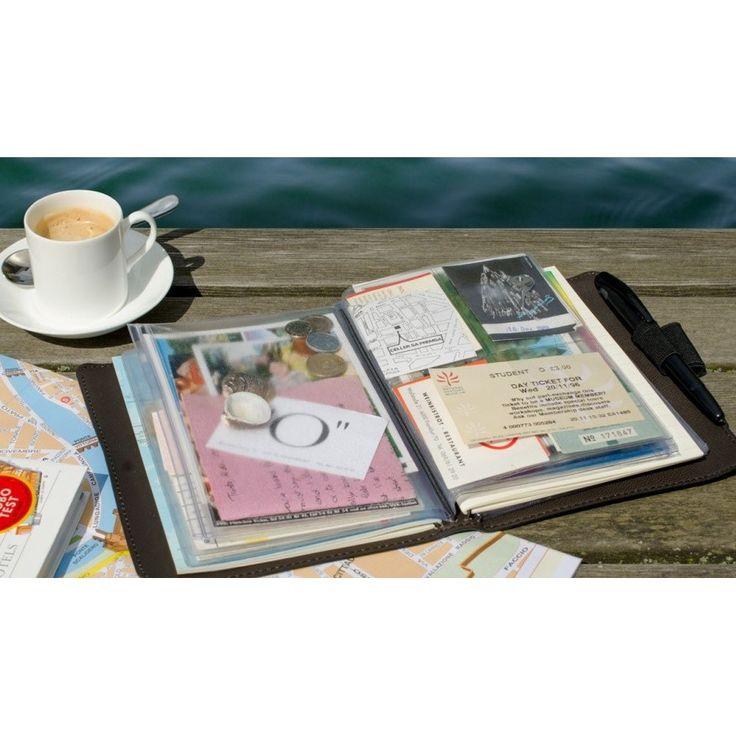 Že by něco na další cesty? hmm hmmm ;-) Cestovatelský deník na zážitky a suvenýry Trip Book Marlene   Bonami