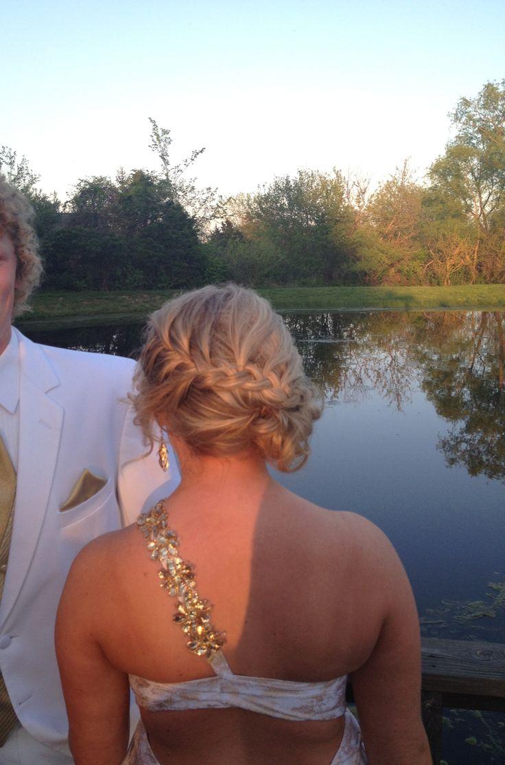 best prom images on pinterest wedding hair styles bridal