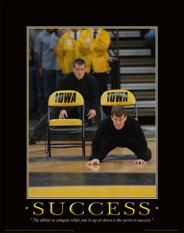 Hawkeye Wrestling! #wrestling These two always make me laugh!