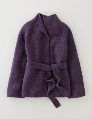 This looks so comfy and warm. On Boden. Also in green, grey, and black. #jacket #purplr