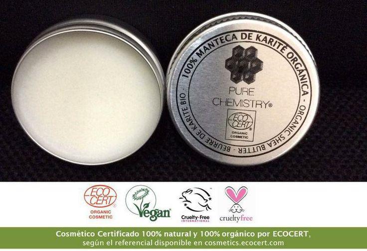 Manteca de Karite Organica Colombia  Natural, Orgánico, Vegano, Cruelty Free
