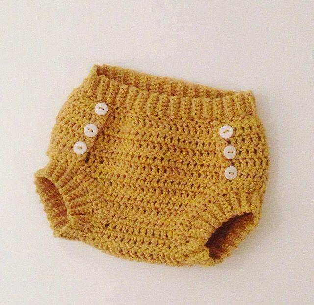 Heklet shorts til 2-åring/ Crochet shorts for my toddler #hekle #crochet