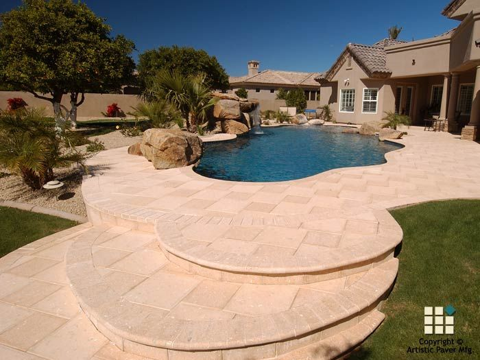 64 best artistic pavers pools images on pinterest pool designs