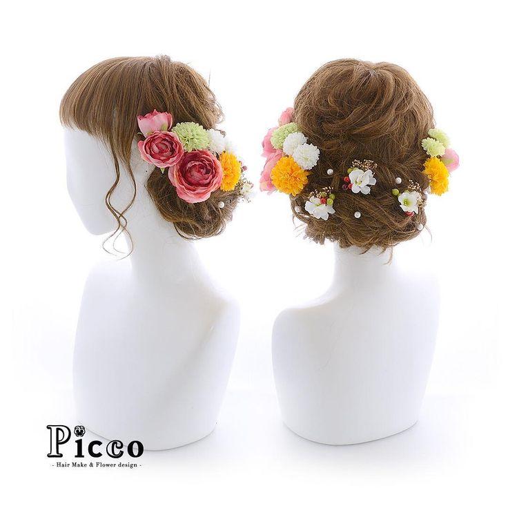 Gallery 338 . Order Made Works Original Hair Accessory for SEIJIN-SHIKI . ⭐️卒業式髪飾り⭐️ . 古典的なエンジカラーが美しい袴に合わせて、アンティークローズをメインに、ベリー&小花とマムで可愛く飾りました 和と洋をほどよくミックスした、シンプルながらも個性的な雰囲気が素敵すぎ✨ . . . #Picco #オーダーメイド #髪飾り . #アンティーク #古典的 #和 #卒業式ヘア . デザイナー @mkmk1109 . . . . . #成人式 #成人式髪型 #振袖 #前撮り #卒業式 #ヘアスタイル #袴ヘア #結婚式ヘア #和装ヘア #キモノ #プレ花嫁 #花嫁 #挙式 #披露宴 #ドレス #rose #marry #japanesestyle #hairdo #kimono #modern