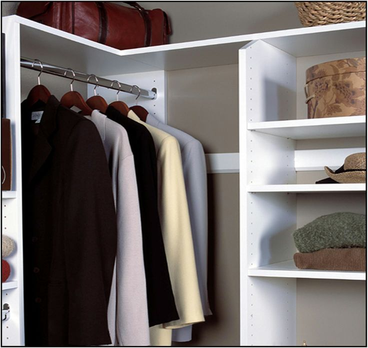 Classic Closets From The Closet Doctor. #organize #closet