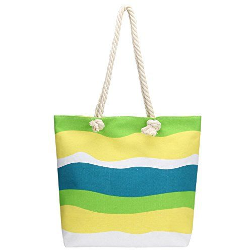 New Trending Tote Bags: Bagerly Womens Lightweight Casual Canvas Shoulder Tote Beach Bag (Yellow). Bagerly Womens Lightweight Casual Canvas Shoulder Tote Beach Bag (Yellow)   Special Offer: $10.99      344 Reviews Durable Canvas Fabric Canvas Fabric: waterproof, wear resistant and wrinkle resistant. Polyester lining: soft and feeling comfortable. Ultra-light weight: 0.44 pounds ONLY....