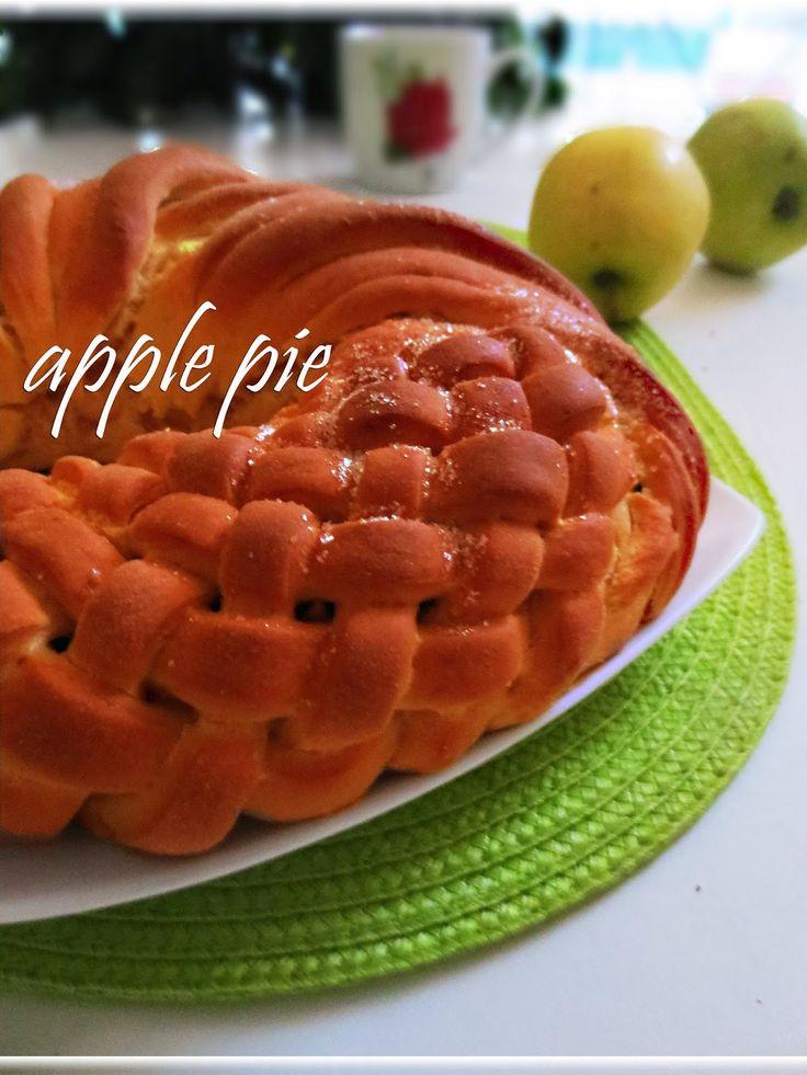 КУЛИНАРНЫЕ   ОТКРОВЕНИЯ   ОТ  СВЕТЛАНЫ МЕТАКСА: Вкусный пирог с яблочной начинкой