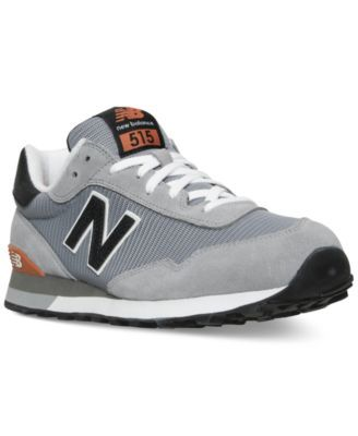 NEW BALANCE New Balance Men'S 515 Suede Casual Sneakers From Finish Line. #newbalance #shoes # all men