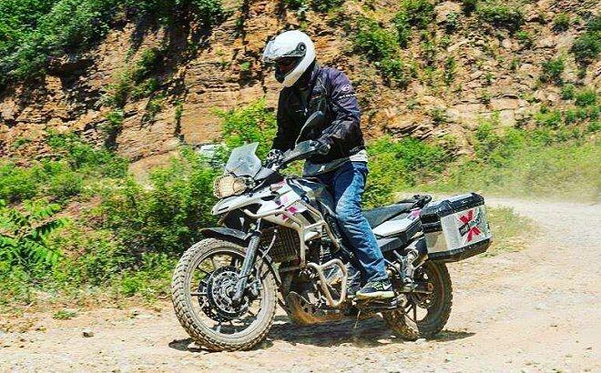 Tips Mudik Sepeda Motor Paling Aman & Nyaman Serta Gambar Wallpaper Keren Motor Touring
