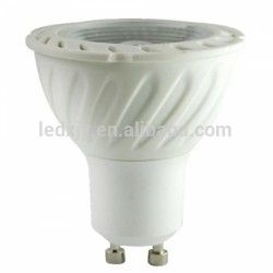 Fashion classical focus lens 38 degree 45 degree 60 degree led cob spot gu10 dimmer down light led spots gu 10