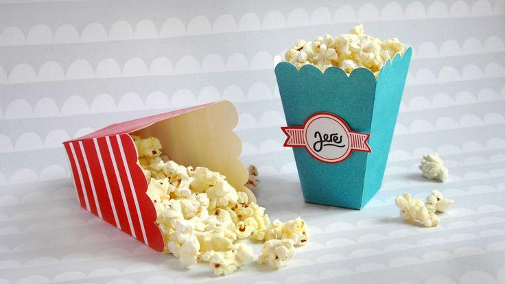 popcornaski   popcorn   tulostettava   askartelu   lapset   paperi   kartonki   synttärit   syntymäpäivät   juhlat   DIY ideas   kid crafts   paper   cardboard   printable   free   Pikku Kakkonen
