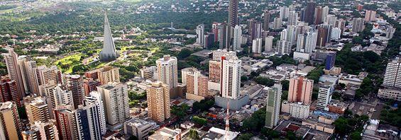 Guia comercial e turístico sobre a cidade de Maringá no Estado do Paraná - PR.