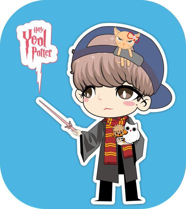 Harry Yeol Potter..