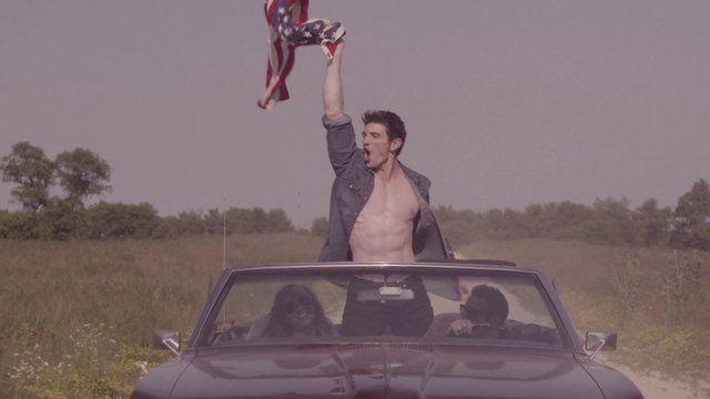 Steve Grand ~ All-American Boy