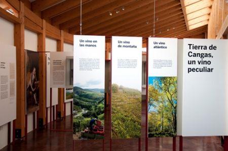 Museo del Vino en Cangas del Narcea. #design #Asturias #Spain #wine #museum