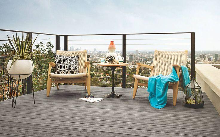 Deck Ideas   Deck Designs & Pictures   Patio Designs   Trex Photo by @catnguyenphoto