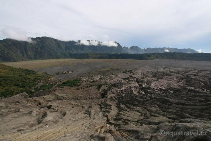 Bromo from the top
