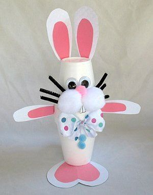 11 Easy Easter Crafts for Kids by puddleducks.lisa