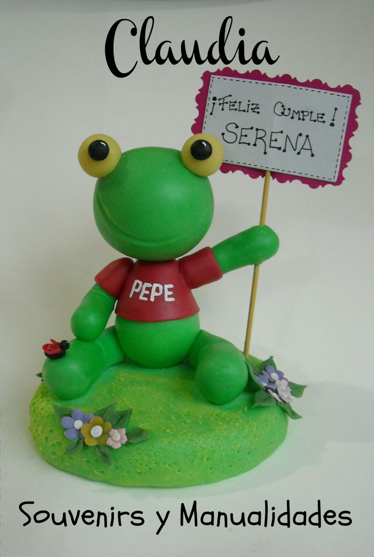 ¡ El sapo Pepe ! :)