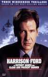 The Jack Ryan Collection: The Hunt for Red October/Patriot Games/Clear and Present Danger [3 Discs] [DVD]