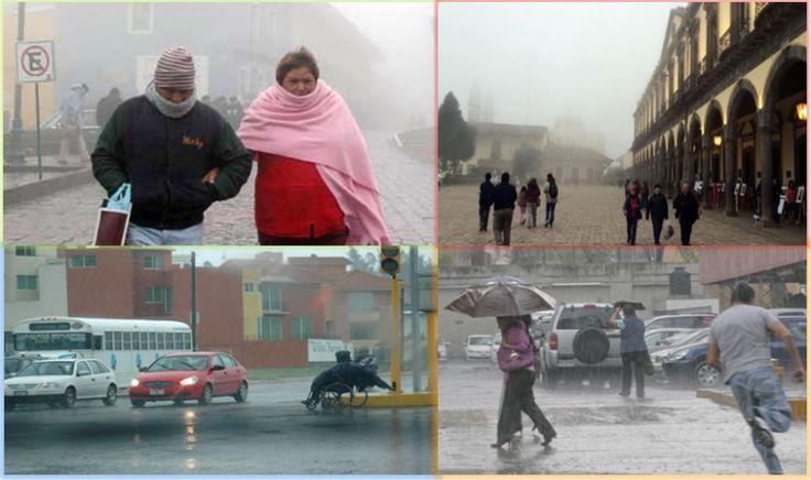 Lluvias y aire frío afecta al norte y noroeste del país  - http://notimundo.com.mx/mexico/lluvias-y-aire-frio-afecta-al-norte-y-noroeste-del-pais/24846