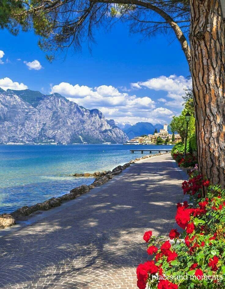 Lacul Garda,Italia