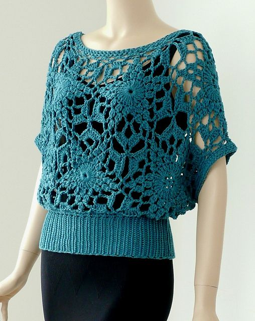*That's crochet slip stitch ribbing* Ravelry: Titan Top pattern from Doris Chan's newest book.