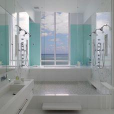 modern bathroom by Interiors & Architecture Photography by Ken Hayden