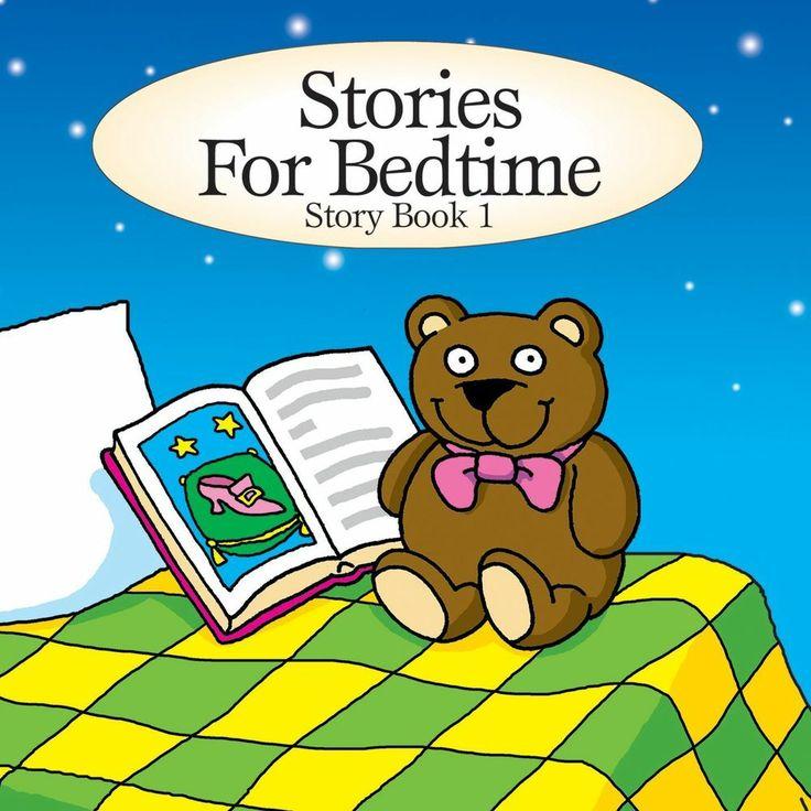 Stories For Bedtime Story Book 1 New Sealed Cd Childrens Infants Kids