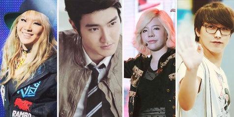 Top Info Terkini: Top 10 Idol Korea Ini Berasal Dari Keluarga Kaya