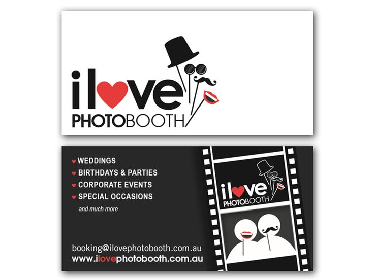 business card photo booth - Szukaj w Google