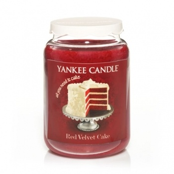 Red Velvet Cake in Fall 2012 from Yankee Candle