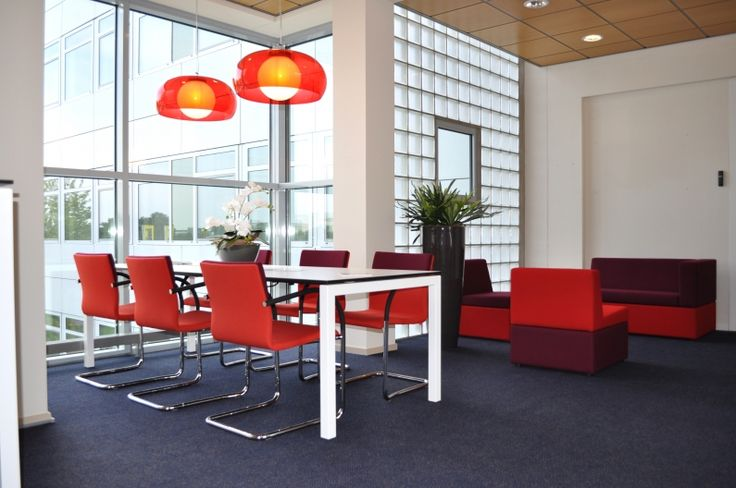 Interior and lighting design The Office Operators (TOO), Eindhoven, the Netherlands