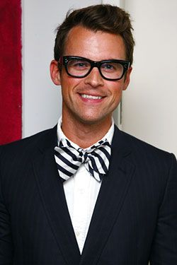 Brad Goreski.  So adorable and hilarious.